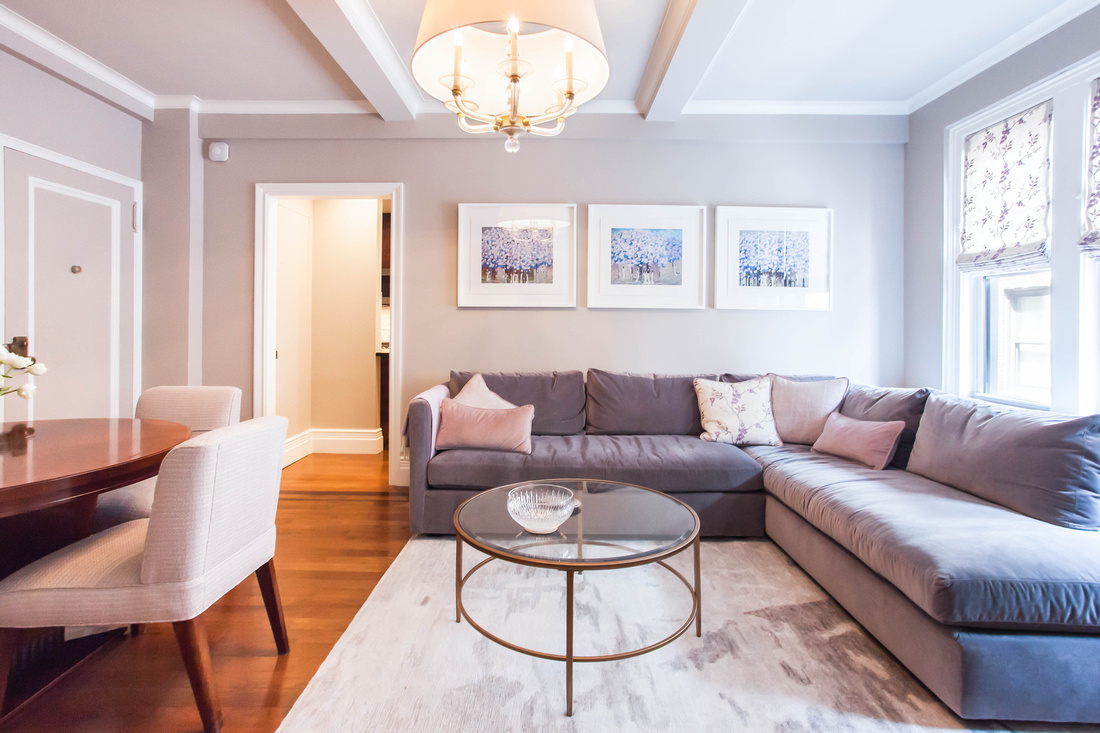 Luxury Interior Renovation - Manhattan