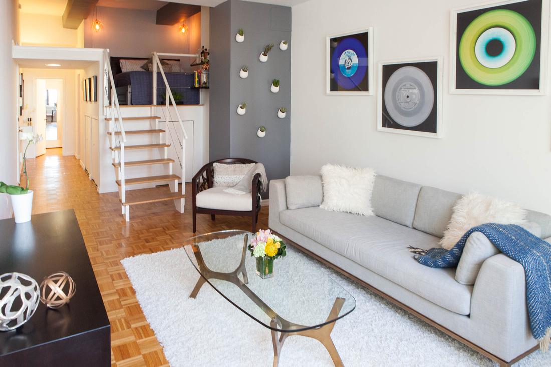 Interior for Home Sale - Manhattan