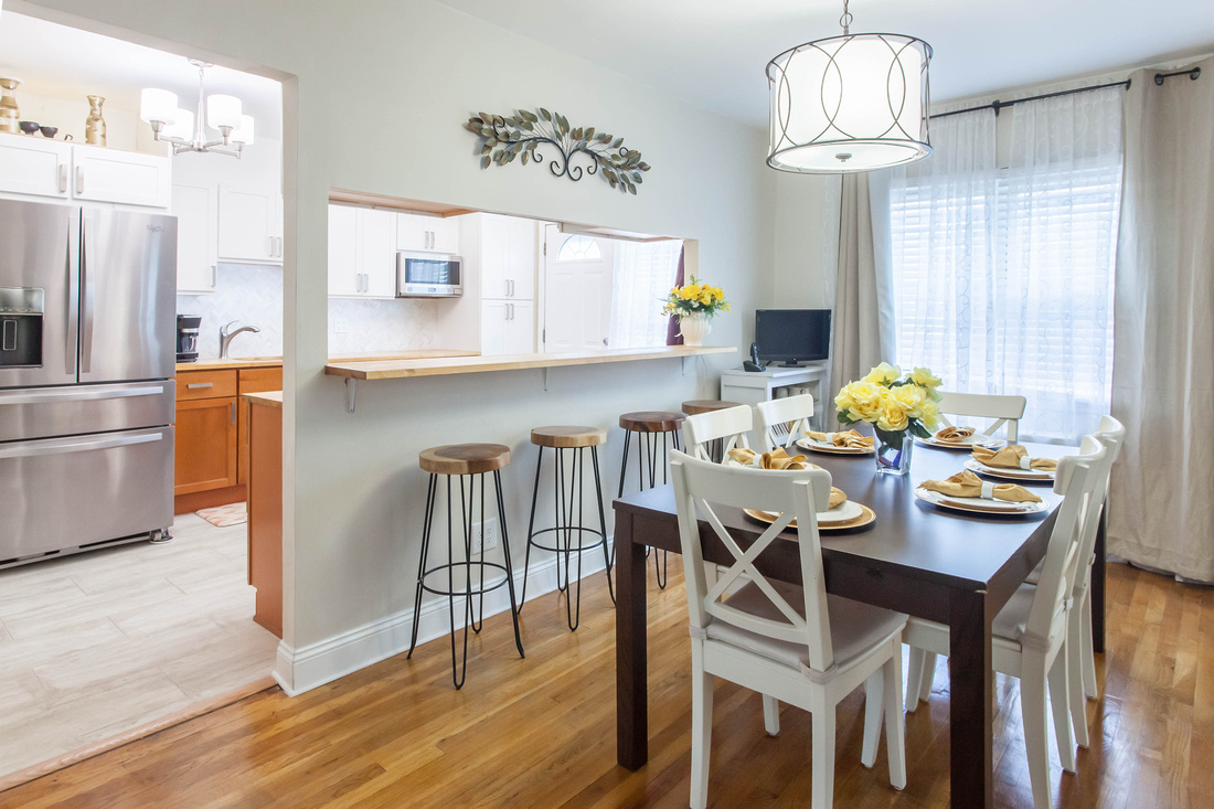 Interior for Home Sale - Brooklyn